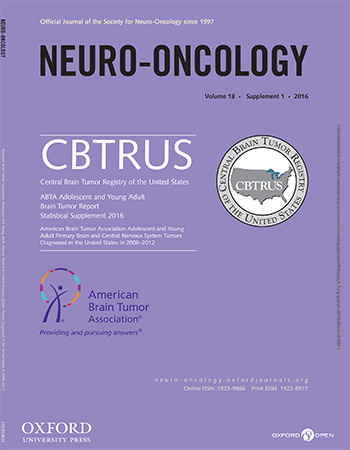 NEURO ONCOLOGY Report Vol 18