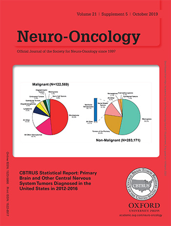 NEURO ONCOLOGY Report Vol 21