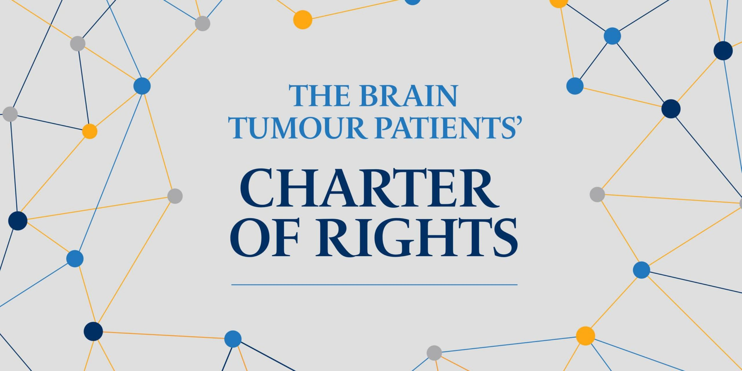 Brain Tumor Patients' Bill of Rights
