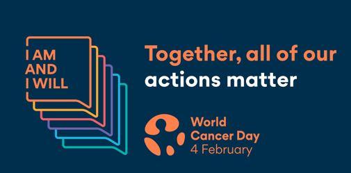 February 4 is #WorldCancerDay